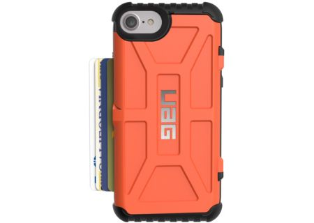Urban Armor Gear Trooper Series iPhone 7 / 8 Rust Case - IPH7/6S-T-RT