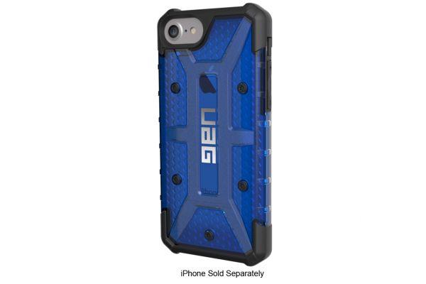 Urban Armor Gear Plasma Series Cobalt iPhone 8/7/6S Case - IPH8/7-L-CB
