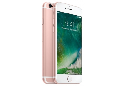 AT&T Wireless - IPHONE6S32ROSE - Cell Phones