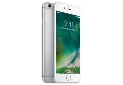 AT&T Wireless - IPHONE6S32SIL - Cell Phones