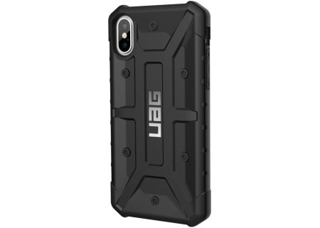 Urban Armor Gear Black Pathfinder Series iPhone X Case - IPHX-A-BK