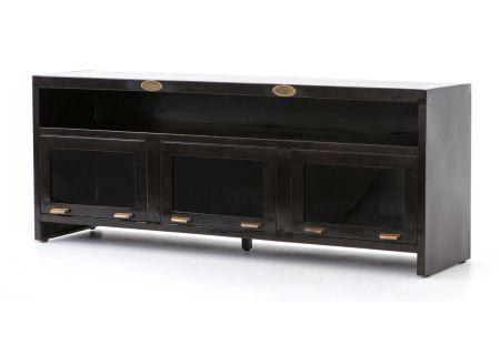 Four Hands Rockwell Collection 3 Door Media Cabinet - IRCK-121