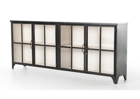 Four Hands Black Camila Sideboard  - IRCK-135