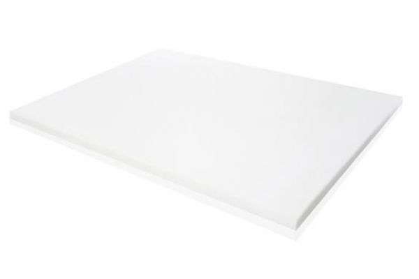"Malouf Isolus Twin 2"" Memory Foam Mattress Topper - IS20TT45MT"