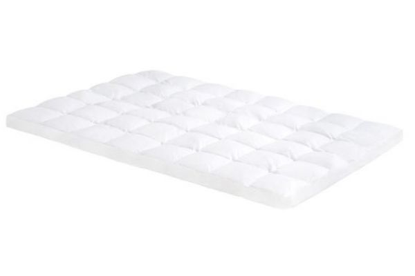 """Large image of Malouf Isolus Queen 3"""" Down Alternative Mattress Topper - IS30QQDAFB"""