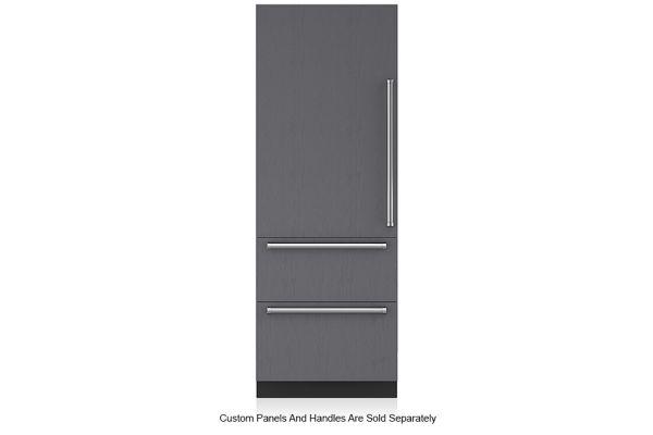"Sub-Zero 30"" Panel Ready Integrated Bottom Mount Refrigerator - IT-30CIID-LH"