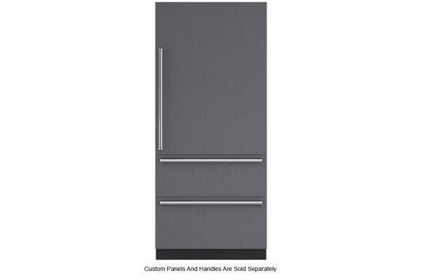 "Sub-Zero 36"" Bottom-Freezer Panel Ready Integrated Refrigerator - IT-36CI-RH"