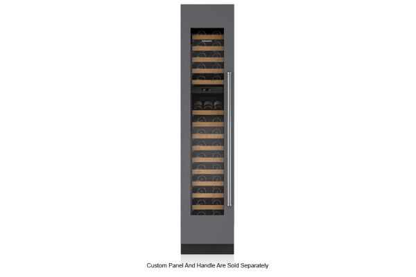 "Large image of Sub-Zero 18"" Panel Ready Integrated Wine Refrigerator - IW-18-LH"