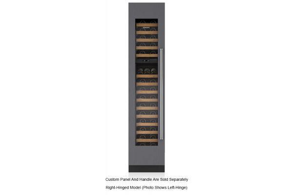"Large image of Sub-Zero 18"" Panel Ready Integrated Wine Refrigerator - IW18RH"