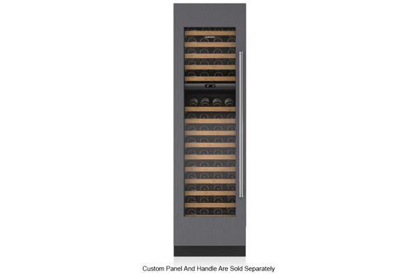"Large image of Sub-Zero 24"" Panel Ready Integrated Left Hinge Wine Refrigerator - IW-24-LH"