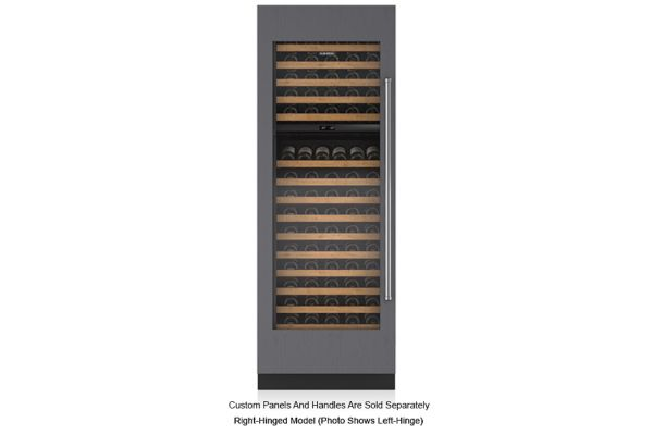 "Large image of Sub-Zero 30"" Panel Ready High Altitude Integrated Wine Refrigerator - IW-30A-RH"
