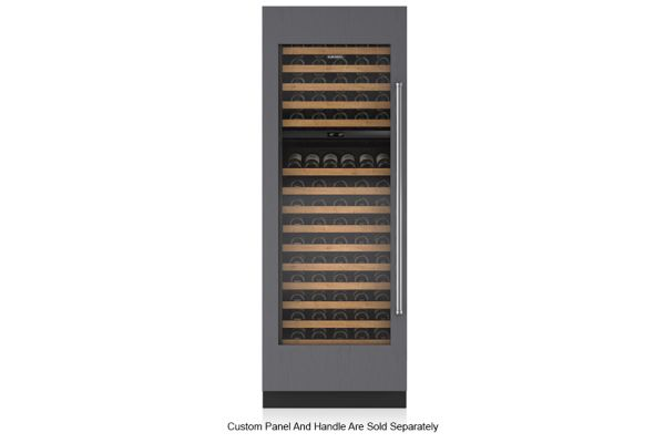 "Large image of Sub-Zero 30"" Panel Ready Integrated Left Hinge Wine Refrigerator - IW-30-LH"