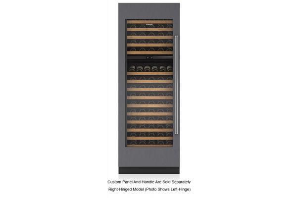 "Large image of Sub-Zero 30"" Panel Ready Integrated Right Hinge Wine Refrigerator - IW-30-RH"