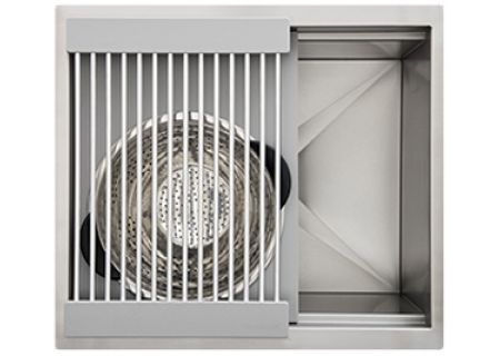 The Galley - IWS-2-C-GR - Kitchen Sinks