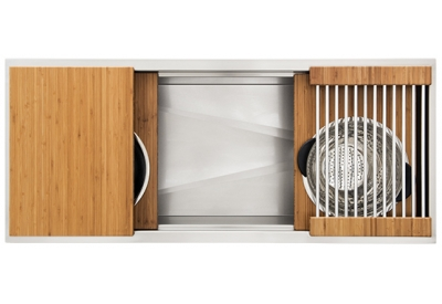 The Galley - IWS-4-S-BA - Kitchen Sinks