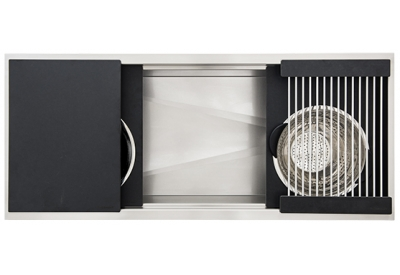 The Galley - IWS-4-S-GT - Kitchen Sinks