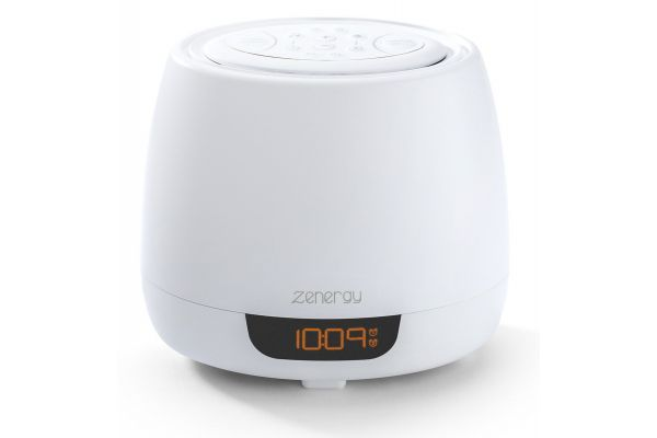 Large image of iHome Alarm Clock w/ Sound Therapy & Aromatherapy Diffuser - IZA40