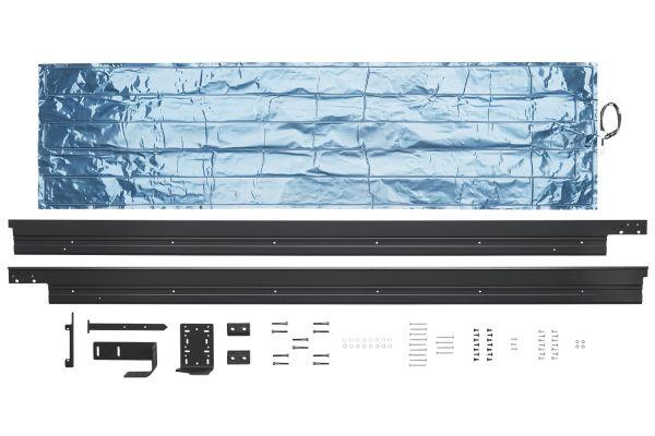Large image of JennAir Stainless Steel Handle To Handle Join Kit - JAJ13HSS