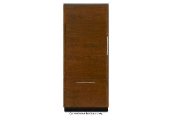 "JennAir 36"" Panel Ready Built-In Bottom-Freezer Refrigerator - JB36NXFXLE"