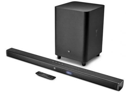 JBL Bar 3.1-Channel 4K Ultra HD Soundbar - JBLBAR31BLKAM