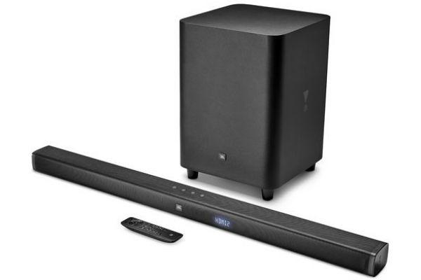 JBL Bar 3.1-Channel 4K Ultra HD Soundbar - JBLBAR31BLKAM