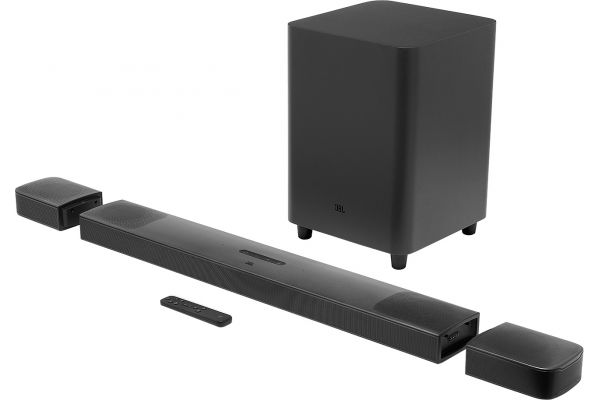 Large image of JBL Bar 9.1 Channel Soundbar System - JBLBAR913DBLKAM