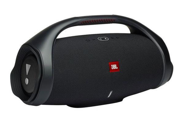 Large image of JBL Boombox 2 Black Portable Bluetooth Speaker - JBLBOOMBOX2BLKAM