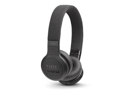 JBL LIVE 400BT Black Wireless On-Ear Headphones - JBLLIVE400BTBLKAM