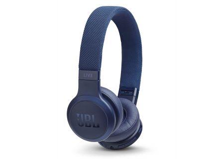 JBL LIVE 400BT Blue Wireless On-Ear Headphones - JBLLIVE400BTBLUAM