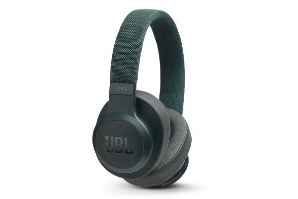JBL LIVE 500BT Green Wireless Over-Ear Headphones - JBLLIVE500BTGRNAM