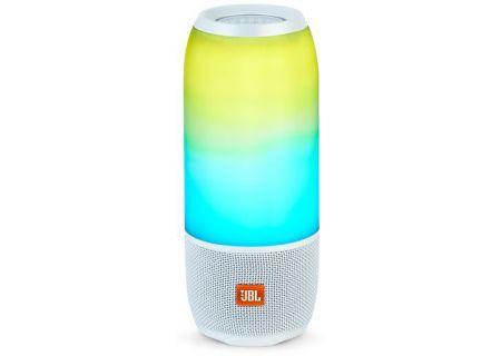 JBL - JBLPULSE3WHTAM - Bluetooth & Portable Speakers