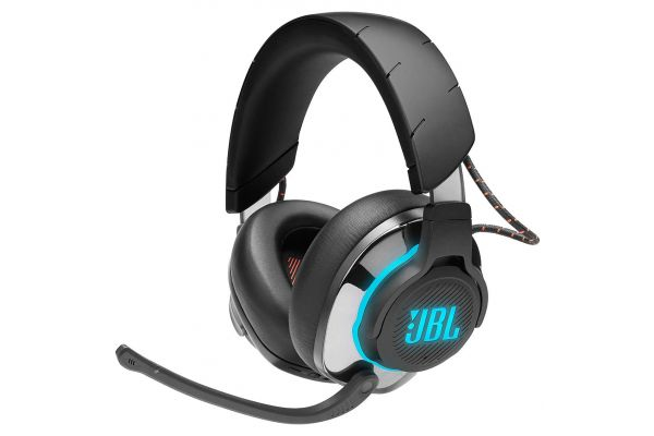 JBL Quantum 800 Black Wireless Performance Over-Ear Gaming Headset W/ Active Noise Cancelling & Bluetooth 5.0 - JBLQUANTUM800BLKAM
