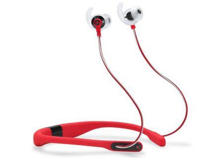 JBL Reflect Fit Red In-Ear Wireless Headphones - JBLREFFITRED