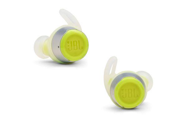 JBL REFLECT FLOW Green Truly Wireless In-Ear Sport Headphones - JBLREFFLOWGRNAM