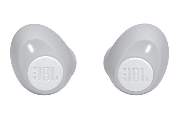 Large image of JBL TUNE 115TWS White True Wireless In-Ear Headphones - JBLT115TWSWHTAM