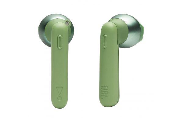 JBL Tune 220TWS Green True Wireless In-Ear Headphones - JBLT220TWSGRNAM