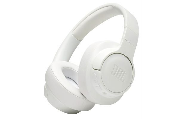 Large image of JBL TUNE 700BT White Wireless Over-Ear Headphones - JBLT700BTWHTAM