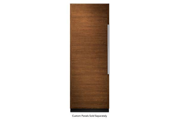 "Large image of JennAir 30"" Panel Ready Left-Hinge Built-In Refrigerator Column - JBRFL30IGX"