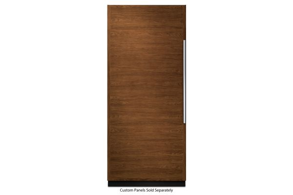 "Large image of JennAir 36"" Panel Ready Left-Hinge Built-In Refrigerator Column - JBRFL36IGX"