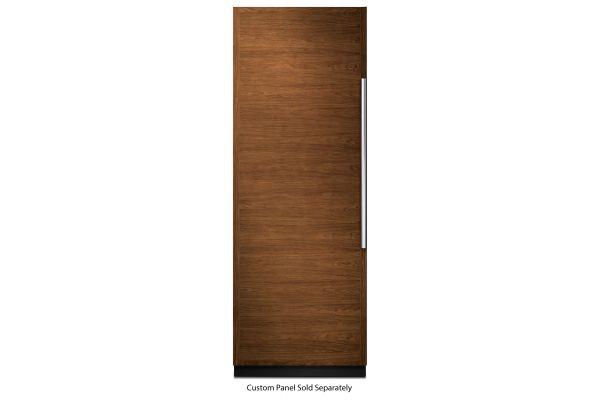 "Large image of JennAir 36"" Panel Ready Right-Hinge Built-In Refrigerator Column - JBRFR36IGX"