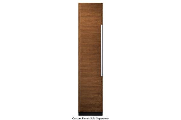 "Large image of JennAir 18"" Panel Ready Left-Hinge Built-In Freezer Column - JBZFL18IGX"