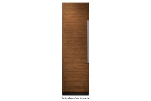 "Large image of JennAir 24"" Panel Ready Left-Hinge Built-In Freezer Column - JBZFL24IGX"