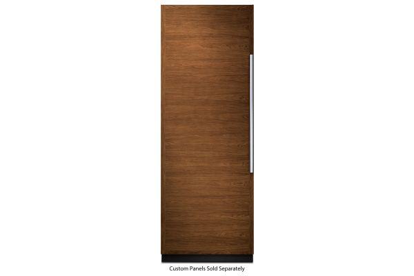"Large image of JennAir 30"" Panel Ready Left-Hinge Built-In Freezer Column - JBZFL30IGX"