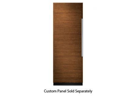 "Jenn-Air 30"" Panel Ready Built-In Freezer Column - JBZFL30IGX"