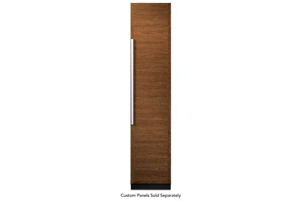 "Large image of JennAir 18"" Panel Ready Right-Hinge Built-In Freezer Column - JBZFR18IGX"