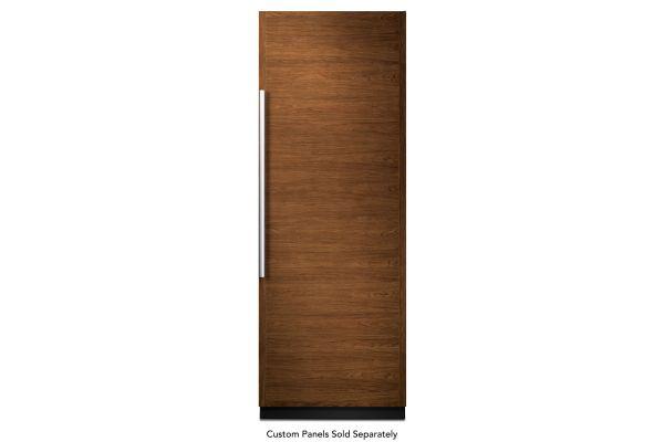"Large image of JennAir 30"" Panel Ready Right-Hinge Built-In Freezer Column - JBZFR30IGX"