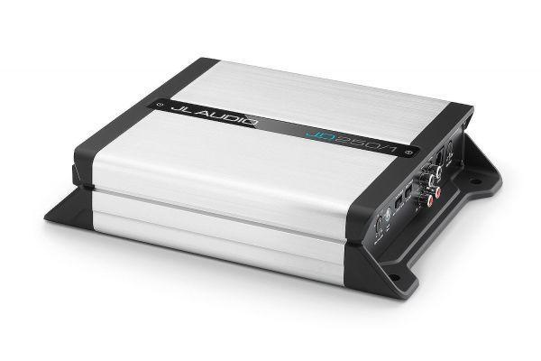 Large image of JL Audio Monoblock Class D 250 W Subwoofer Amplifier - 98360