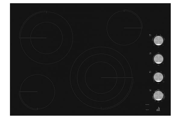 "Jenn-Air 30"" Black Electric Radiant Cooktop - JEC3430HB"