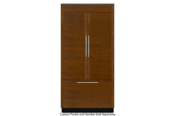 "JennAir Panel Ready French Door 42"" Built-In Refrigerator - JF42NXFXDE"