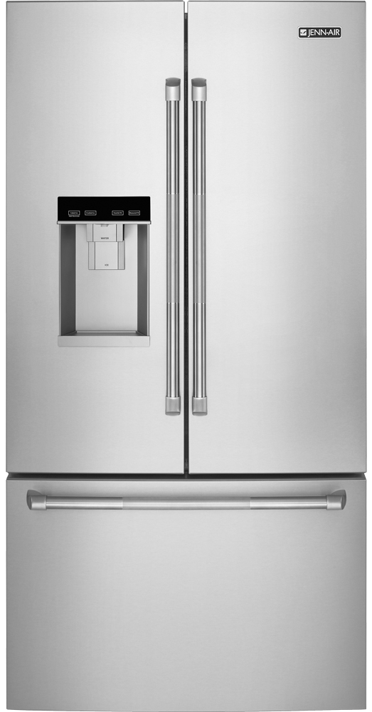 "Jenn Air French Door Counter Depth Refrigerator Jenn-Air 72"" French Door Refrigerator - JFFCC72EFP"